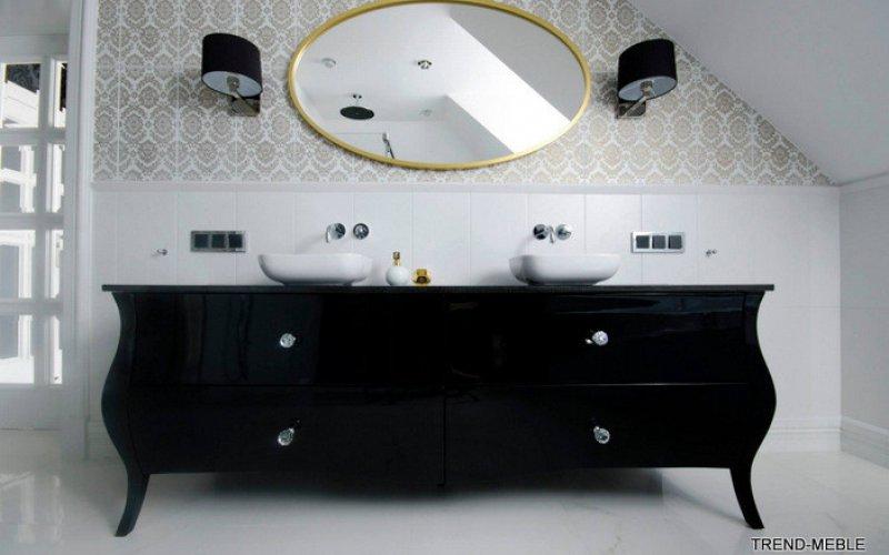 Komoda Duża Do łazienki Stolarnia Trend